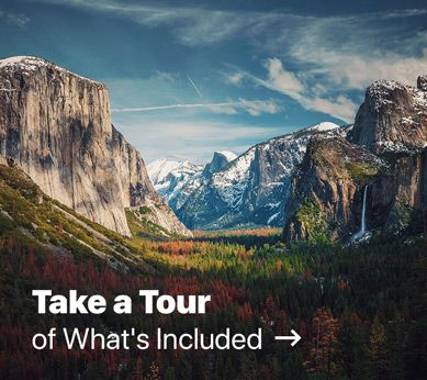 Take a Tour of What's Included