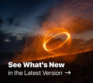 See What's New in the Latest Version