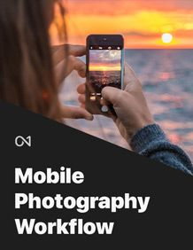 Mobile Photography Workflow