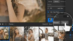 Using Presets to Speed Up Your Workflow